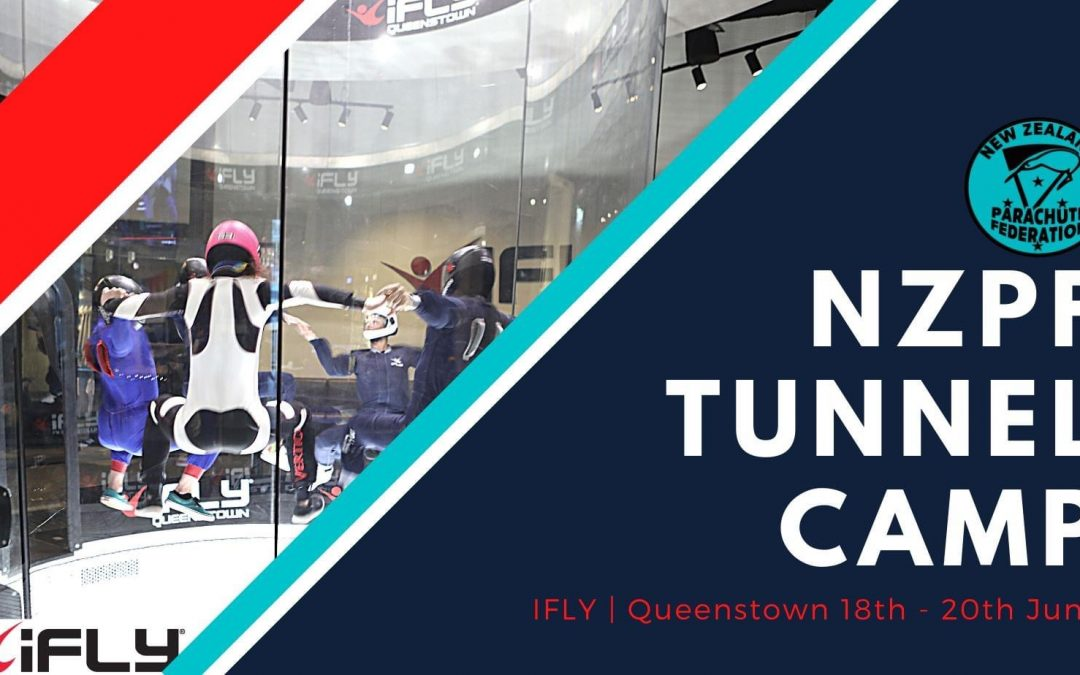 iFly Tunnel Camp